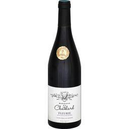 Fleurie vin rouge Baronne du Chatelard
