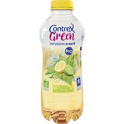 Green - Boisson infusion de maté citron citron vert ...