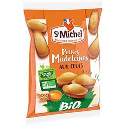 St Michel Petites madeleines aux œufs BIO