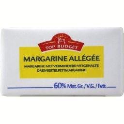 Margarine allégée