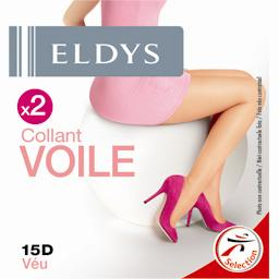 Collants voile ambré T2