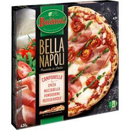 Pizza Bella Napoli Campanella