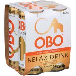Boisson rafraîchissante Relax Drink Be Nature