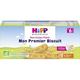 Mon Goûter Plaisir - Mon Premier Biscuit BIO, dès 6 ...