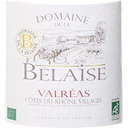 Côtes du Rhône Villages Valréas Domaine de la Belais...