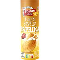 Biscuits apéritif saveur paprika
