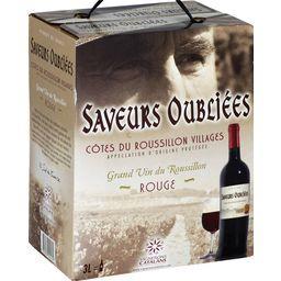 Côtes du Roussillon Villages - Saveurs Oubliées