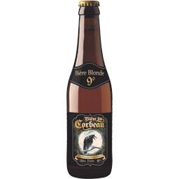 Mystérieuses bière blonde forte