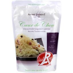 Choucroute Cœur de Chou recette traditionnelle Label Rouge