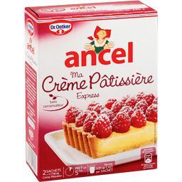 Ma Crème Pâtissière Express