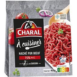 Haché à cuisiner 100% pur bœuf