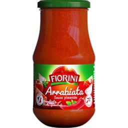 Fiorini Sauce pimentée Arrabiata le pot de 420 g