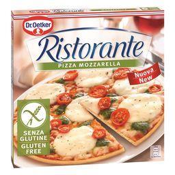 Ristorante - Pizza mozzarella sans gluten