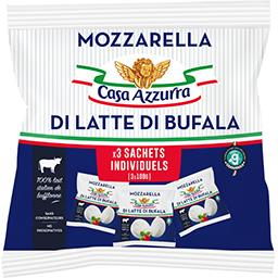 Mozzarella Di Latte Di Buffala