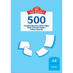 Papier photocopieur A4 blanc 70 g