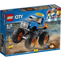 City - Le Monster Truck 6-12
