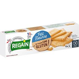 Regain Sans Gluten - Petit beurre le paquet de 16 biscuits