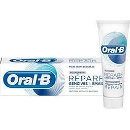 Dentifrice blancheur, répare gencives & émail