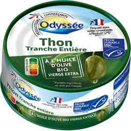 Thon à l'huile d'olive BIO