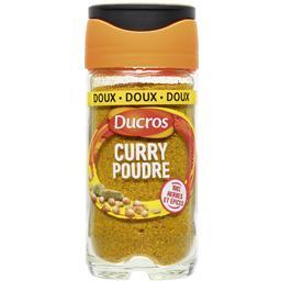 Curry doux en poudre