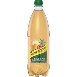 Schweppes Soda Ginger Ale aux extraits de gingembre