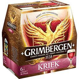 Bière cerise