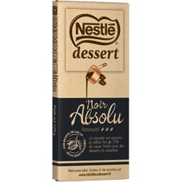 Dessert - Chocolat noir Absolu