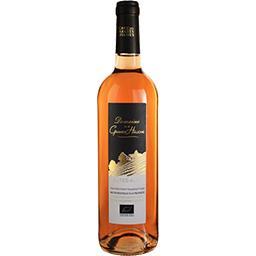 Hautes alpes BIO IGP, vin rosé
