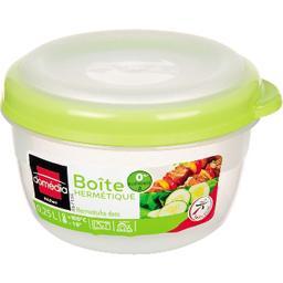 Kitchen - Boite hermétique ronde verte 0,25 L