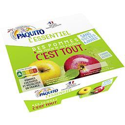 L'Essentiel - Purée de pomme sans sucres ajoutés
