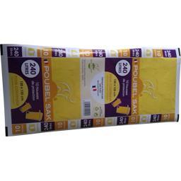 Poubel'Sak - Housses de protection pour conteneur, 240L