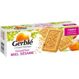 Biscuits Crousti'Son miel sésame