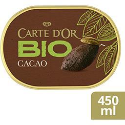 Crème glacée cacao corsé du Pérou BIO