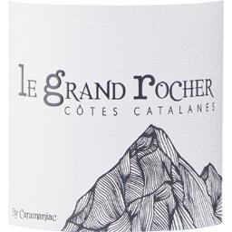 Côtes catanes rouge, vin rouge du roussillon
