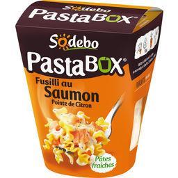 Pasta'box - Fusilli au saumon