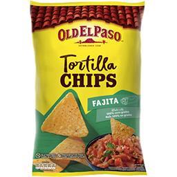 Crunchy Tortilla Chips Fajita