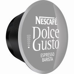 Dolce Gusto - Capsules de café Espresso Barista