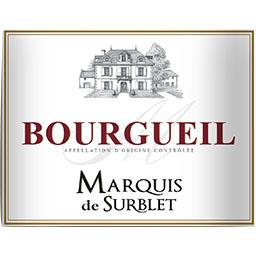 Bourgueil, vin rouge