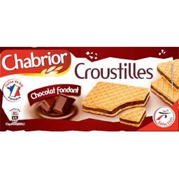 Gaufrettes Croustilles chocolat