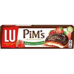 Pim's - Gâteau fraise touche de fraise des bois