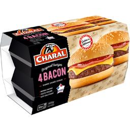 Snack - Bacon Burgers
