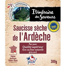 Saucisse sèche de l'Ardèche IGP