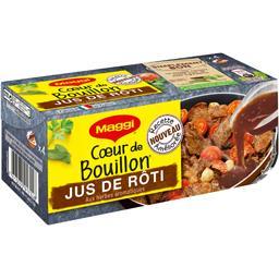 Cœur de Bouillon - Bouillon jus de rôti aux herbes a...