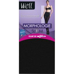Morphologie - Collant Slim noir T -1,65m