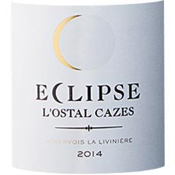 Minervois La Livinière Eclipse de l'Ostal vin Rouge 2014