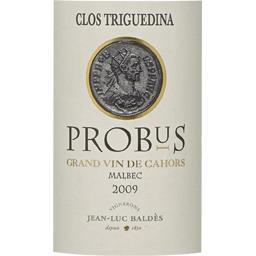 Cahors, vin rouge 2009