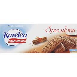 Speculoos sans sucres