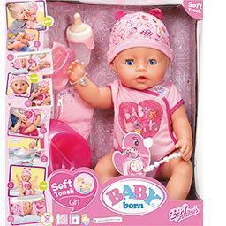 Baby Born Poupon interactif  Born