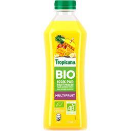 Jus multifruit BIO 100% pur fruit pressé