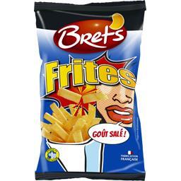 Biscuits apéritif Frites goût salé